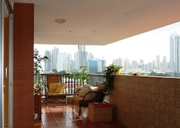 Condominium in San Francisco in Panama City