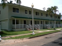 Remodeled condominiums in Gamboa