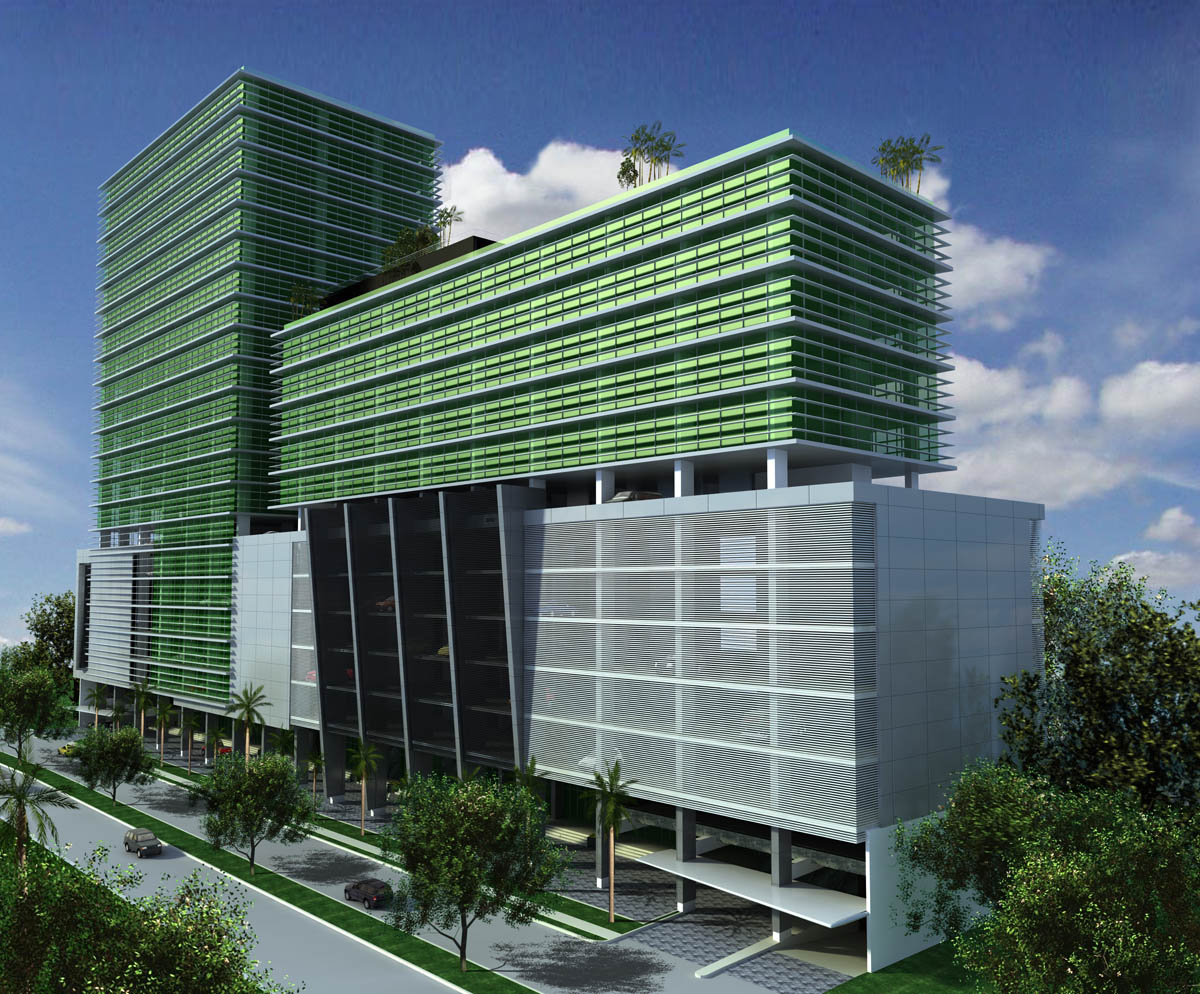 Exclusive Office Space in Costa del Este, Panama City