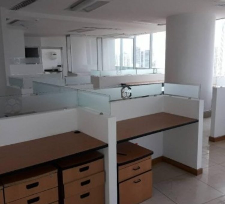 Furnished Open Office