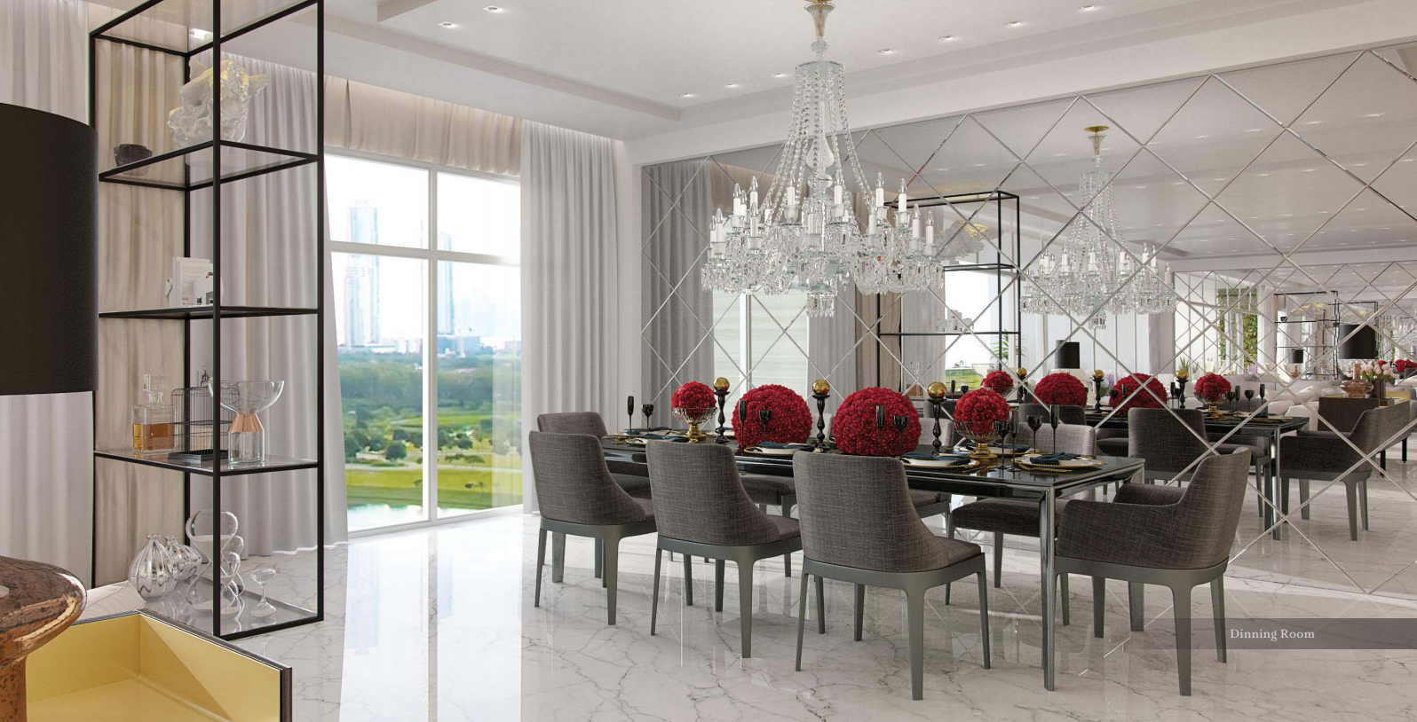 Empire Residences, Another Level of Luxury