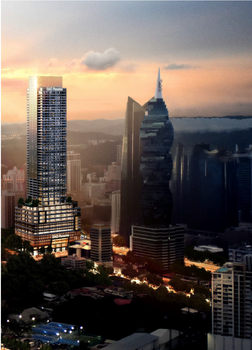 Dao Panama Most Recent Commercial and Residencial Tower